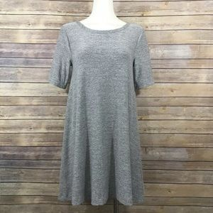 Lou & Grey Slip Flare Shirt Dress